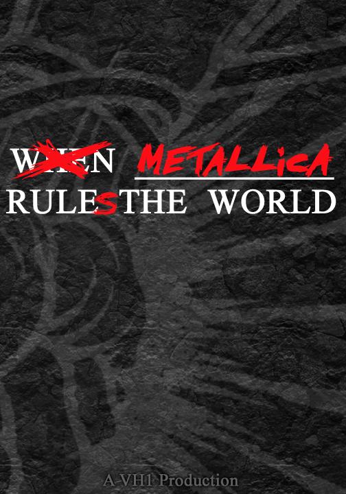 Cuando Metallica Dominaba el Mundo