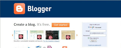 Image Slider Blogger