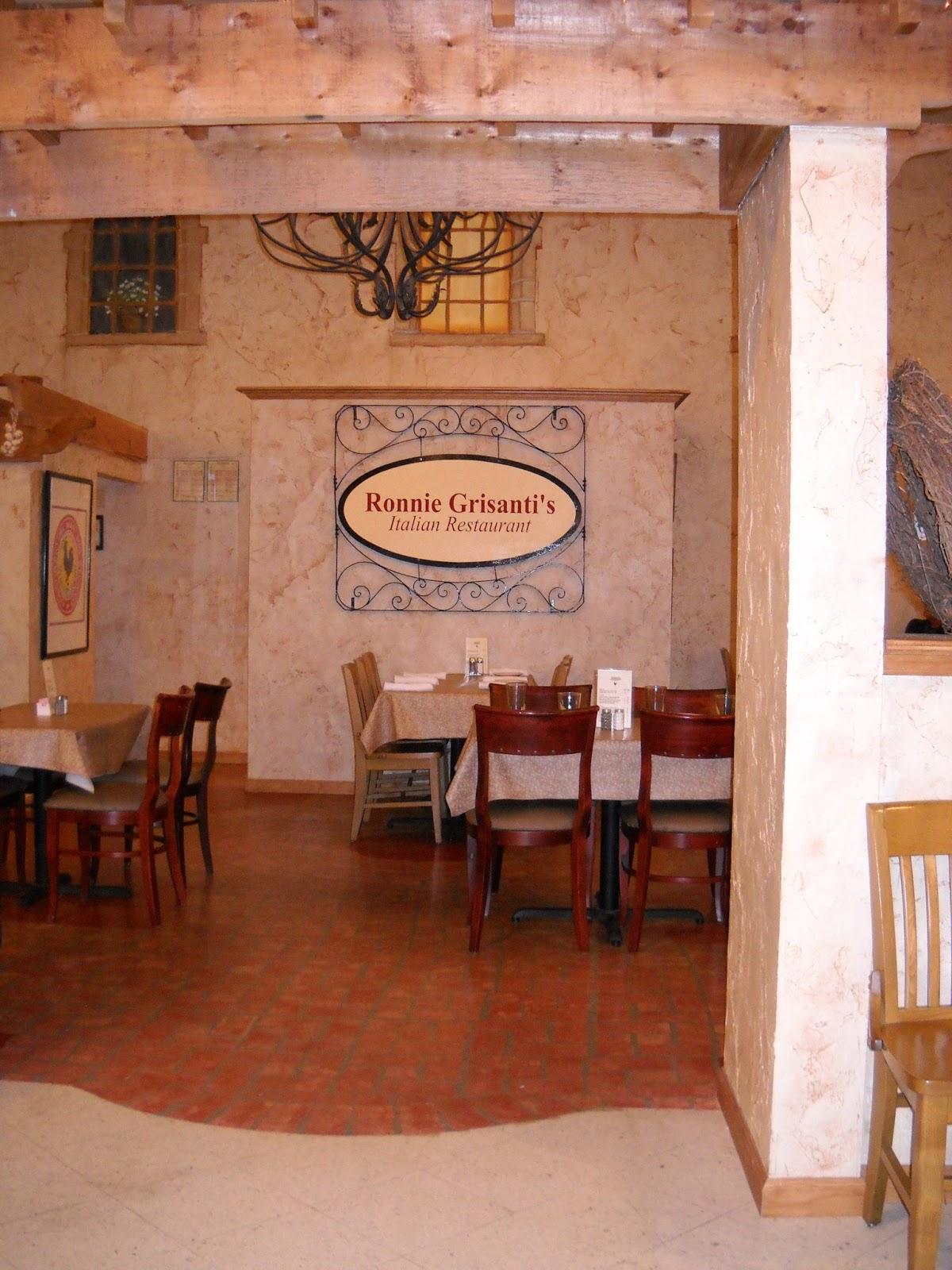 Ronnie Grisanti S Restaurant