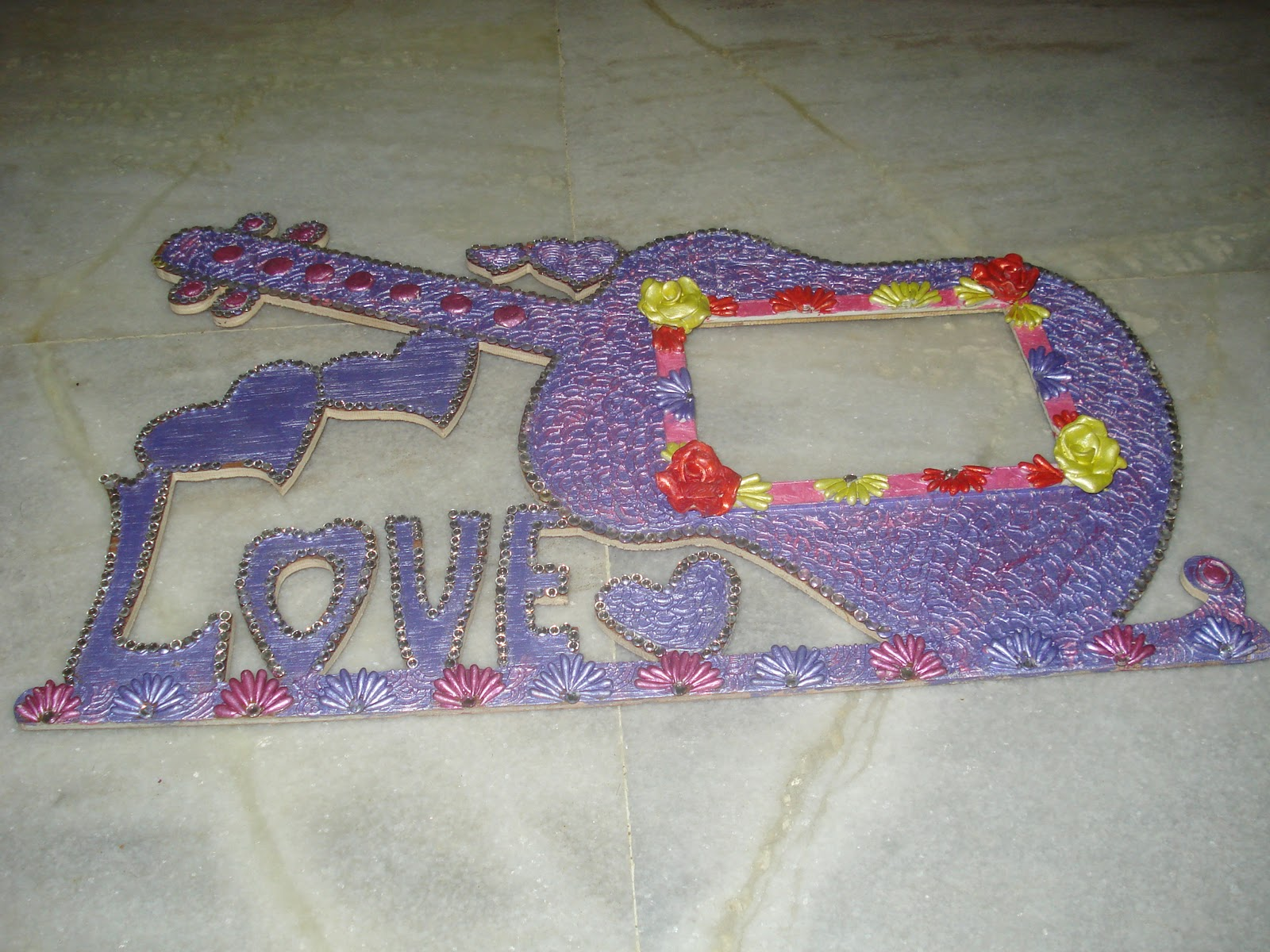 Indian Handmade Items: Photo Frame