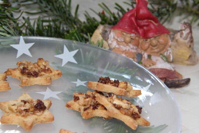 Glutenfri Mørdeig til Julekakene