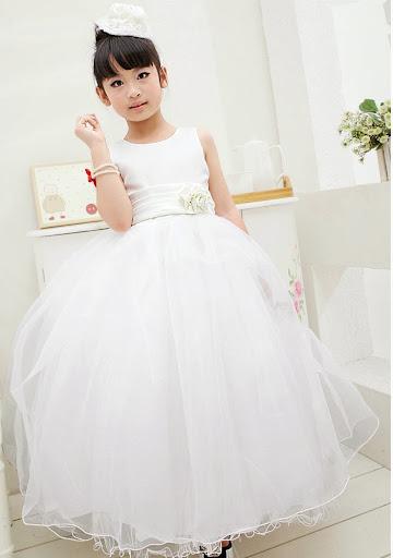 Costume Wedding Dresses For Kids
