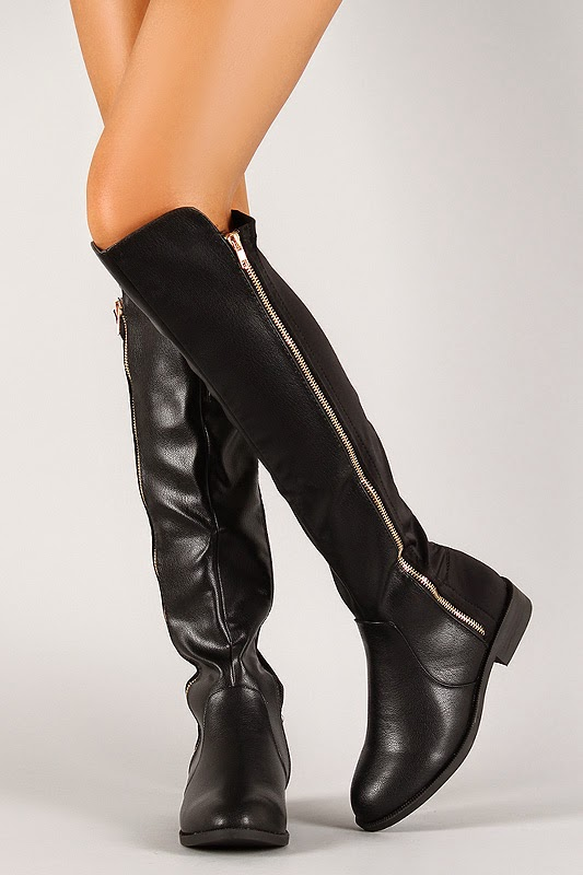 http://www.urbanog.com/Mixed-Media-Zip-Up-Knee-High-Boot_117_51946.html
