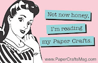 I'm on the Paper Crafts Designer Blog Roll!