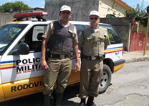 POLICIA RODOVIARIA ESTADUAL - MG