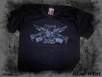camisetas chaos37