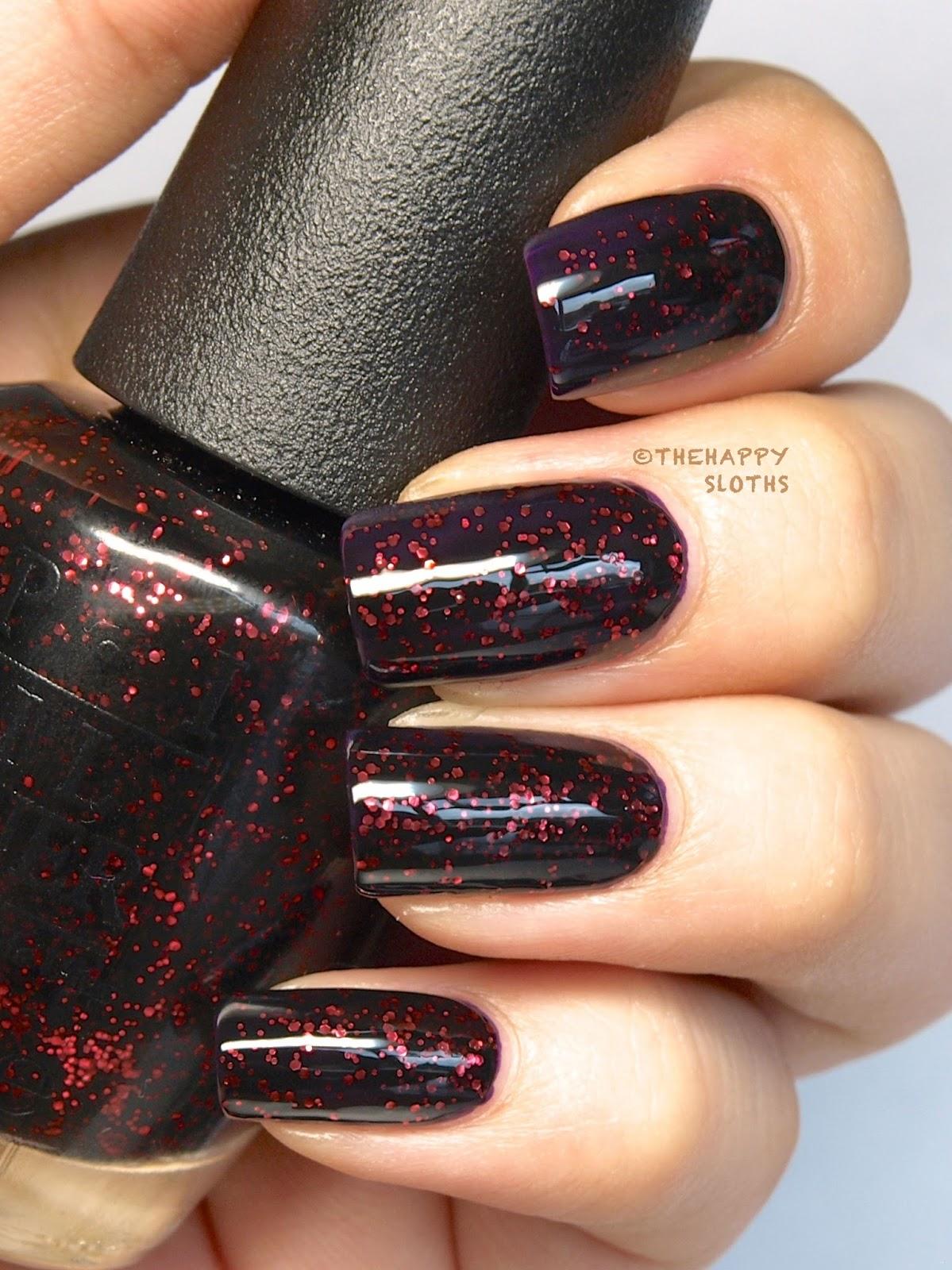 opi coca cola nail polish review swatches today i accomplished zero