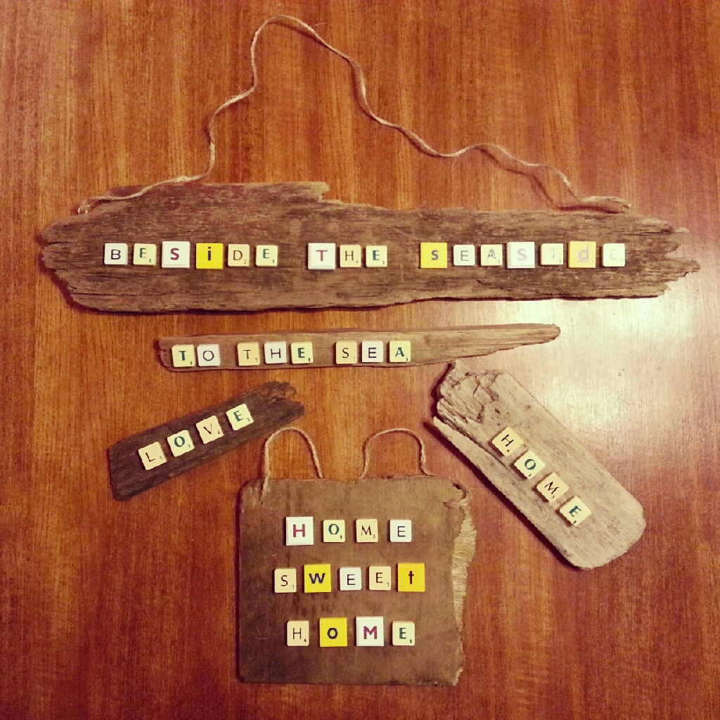 Mardle made february 2013 heres a small seletion of driftwood signs ill be selling on saturday at the mothers day easter craft fair negle Image collections