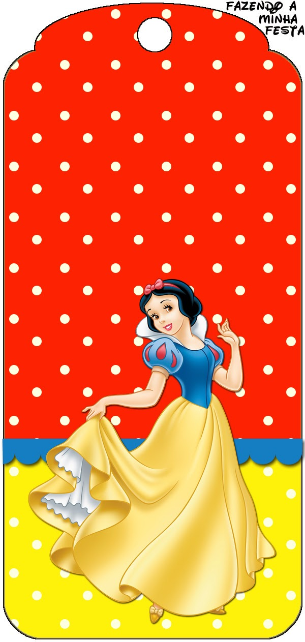 Snow White Free Party Printables Oh My Fiesta In English