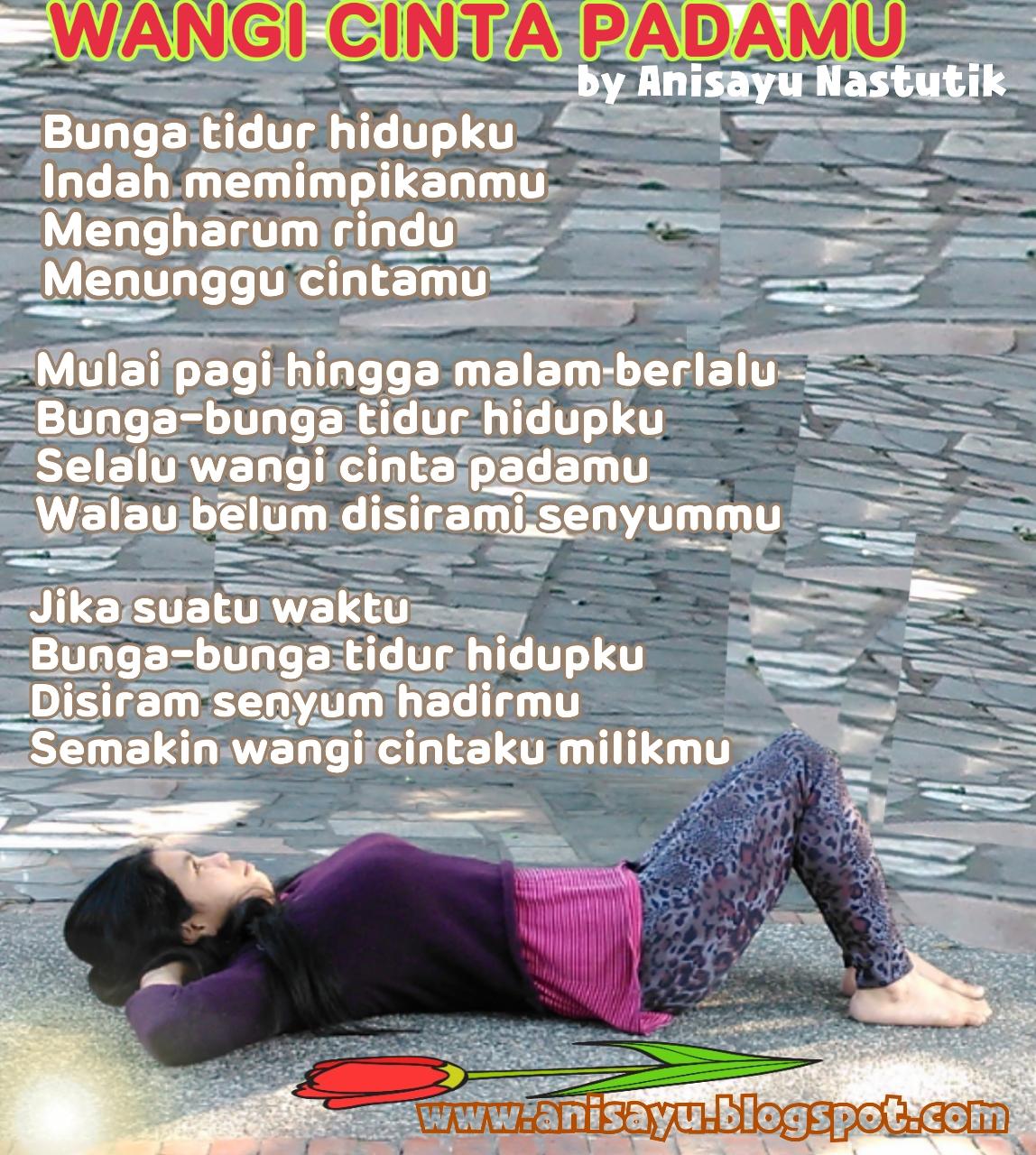 puisi cinta simple