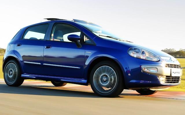 Novo Fiat Punto 2014 - Sporting