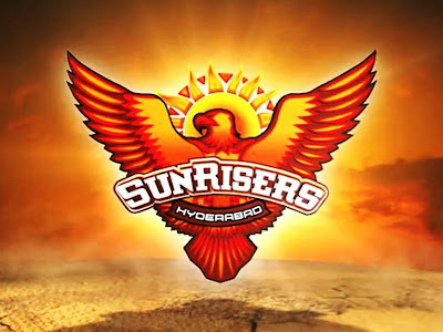 Indian Premier league Team Sun Risers Hyderabad Logo