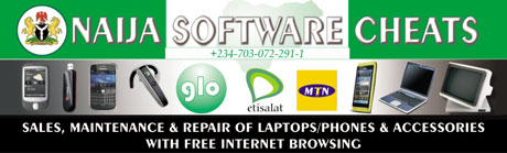 NAIJA SOFTWARE CHEATS