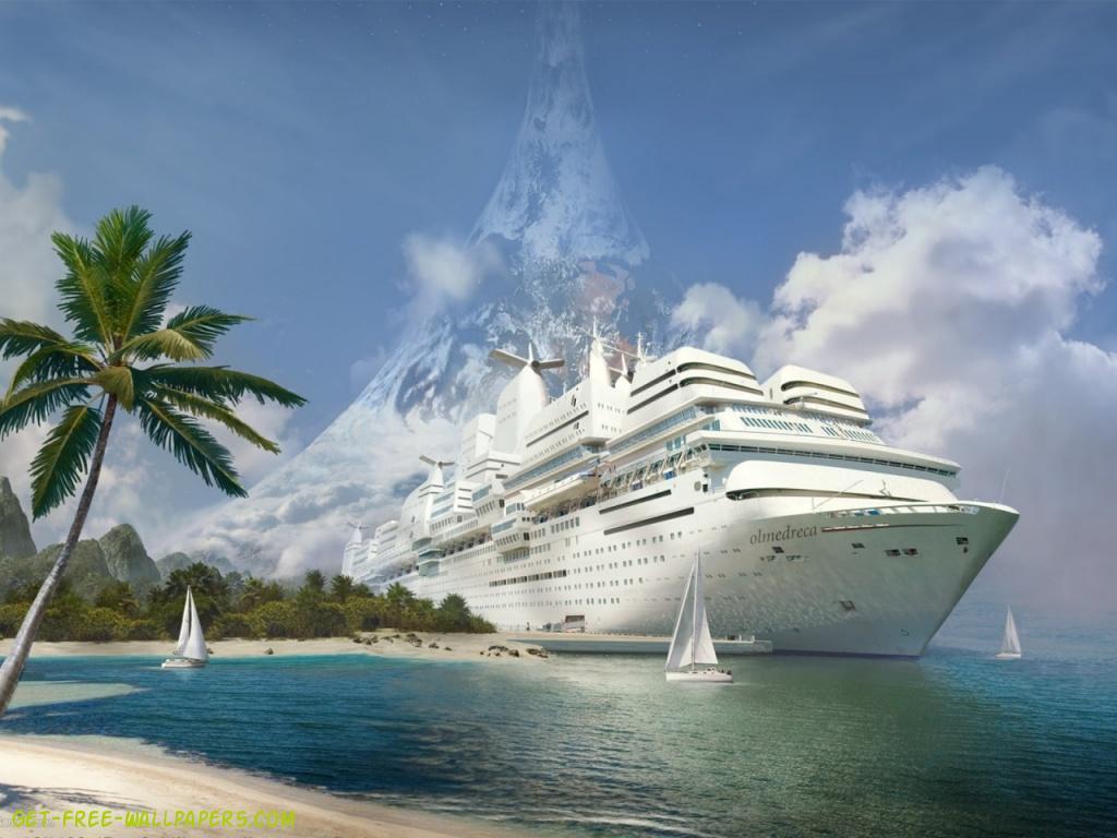World Big Ship Wallpapers