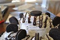 my favourite!!oreo ice cream!!
