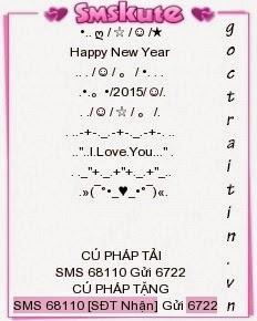 sms năm mới ý nghĩa nhất