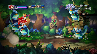 battle princess of arcadias screen 3 Battle Princess of Arcadias (PS3)   Artwork, Concept Art, & Screenshots