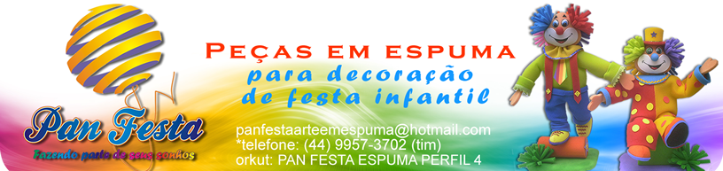 PAN FESTA ESPUMA