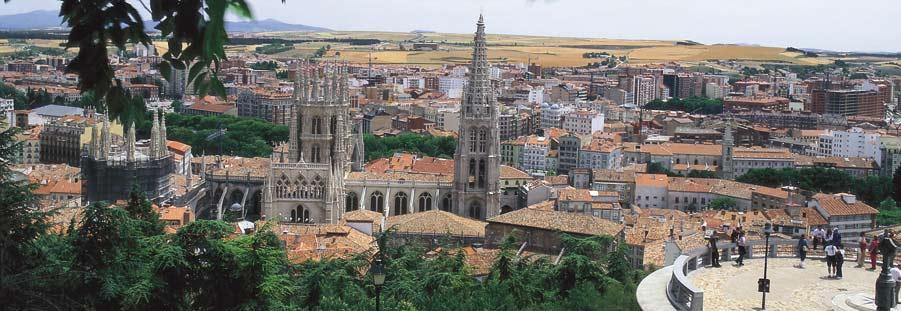 Sites touristiques Burgos - Le Guide Vert Michelin - Michelin Voyage
