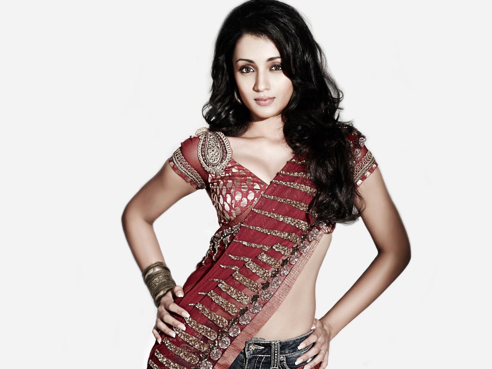 Trisha Krishnan Maxim