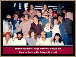 Marisa Serranno, Banda Moxotó e Artistas - Proj. Mandakaru