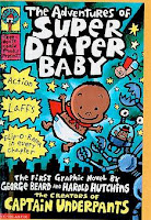 bookcover of THE ADVENTURES OF SUPER DIAPER BABY#1 by Dav Pilkey