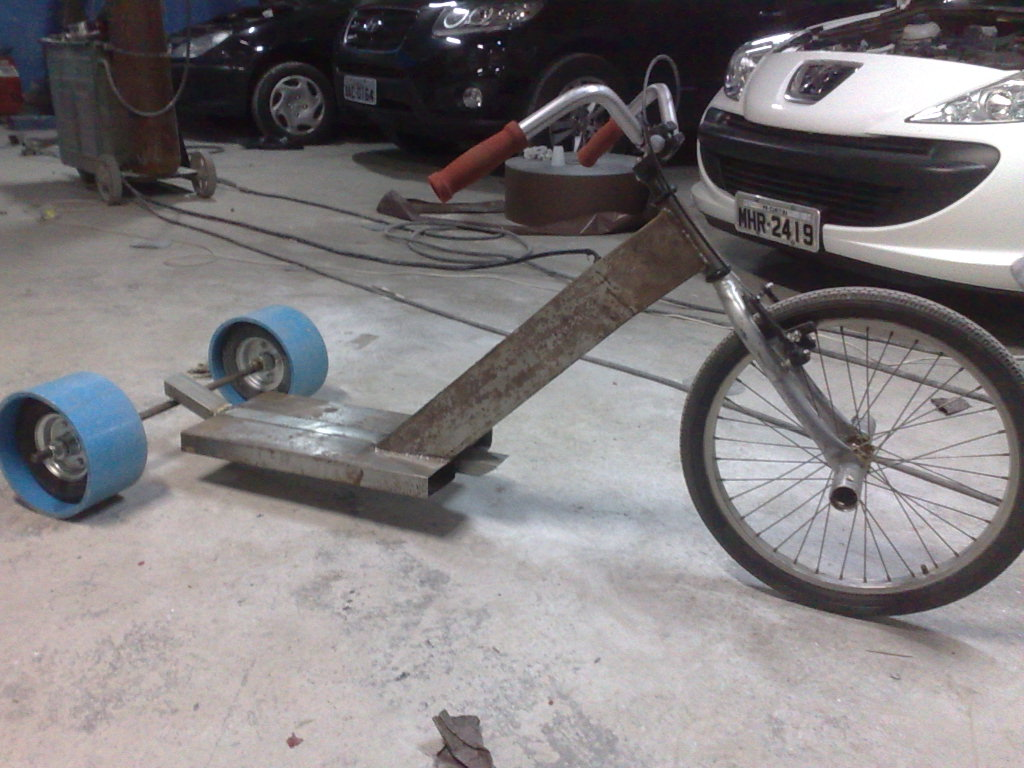 Drift Trike Motorized 212cc Drift Trike Custom Paint Job