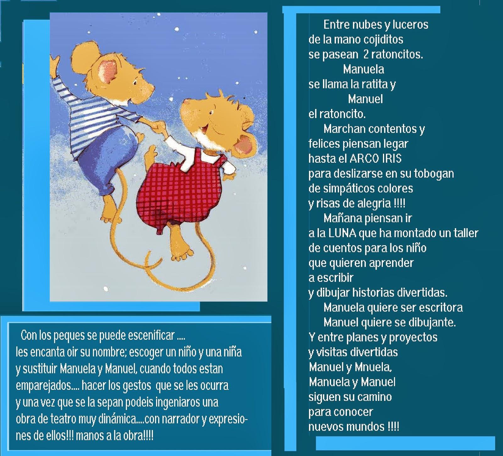 POESÍAS INFANTILES: CUENTOS CORTOS PARA LAS TARDES DE LLUVIA