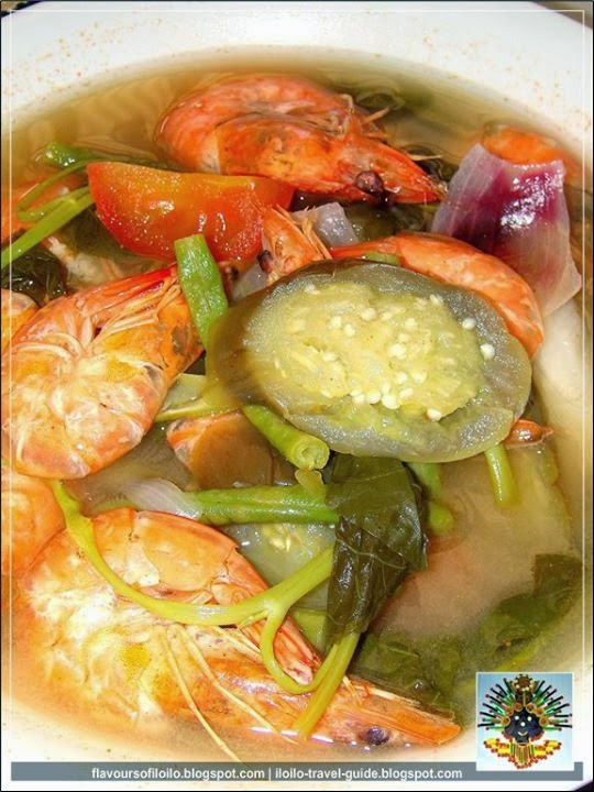 how to cook sinigang na shrimp