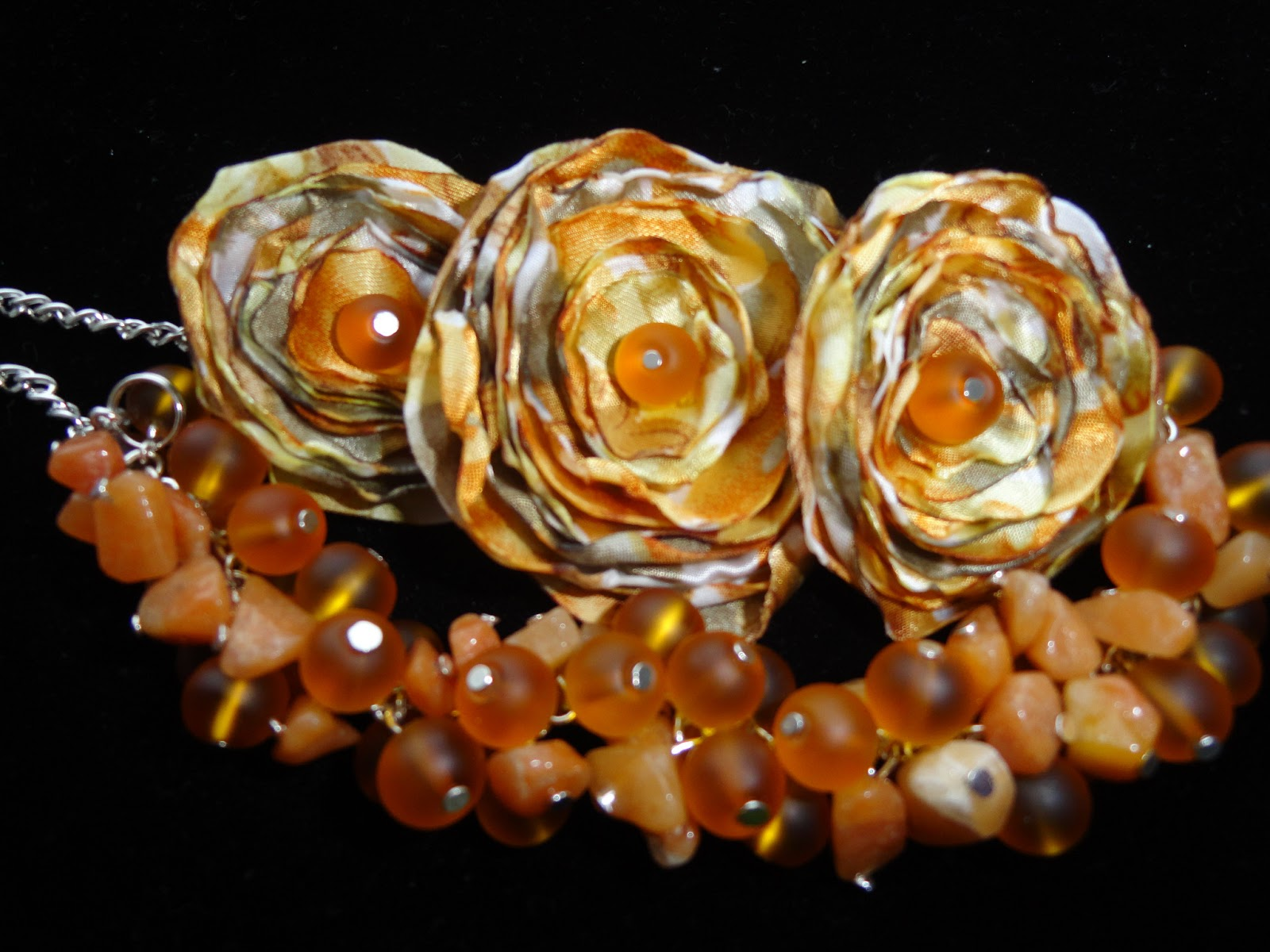 Ожерелье, бижутерия ручной работы, hand-made
