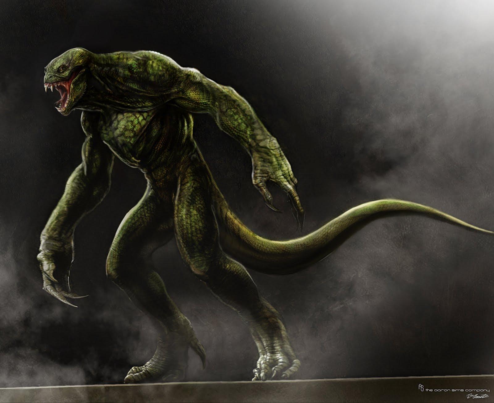 Exclusive: 'The Amazing Spider-Man' Concept Artist Jerad S ...