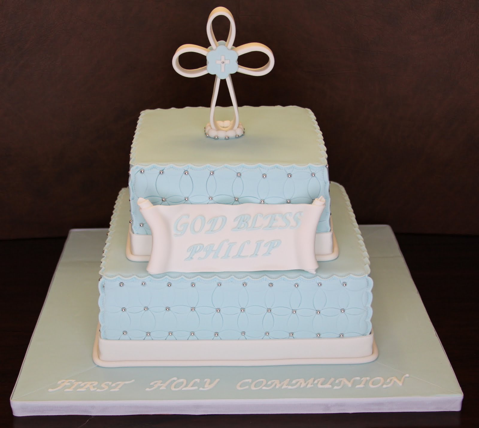 1000 images about christianing baptism communion on for 1st holy communion cake decoration ideas