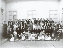 Descendencia directa de mi bisabuela Ludmila Errázuriz de Barros, madre de mi abuelo.
