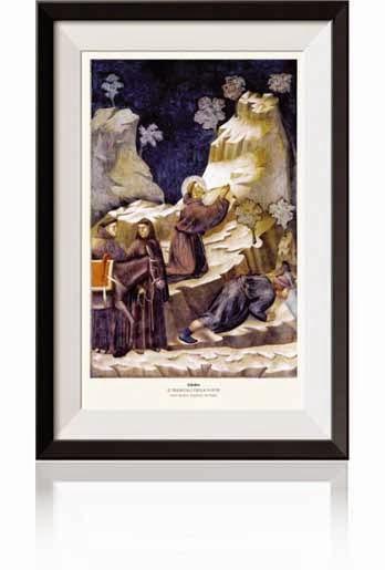 Stampa di Giotto