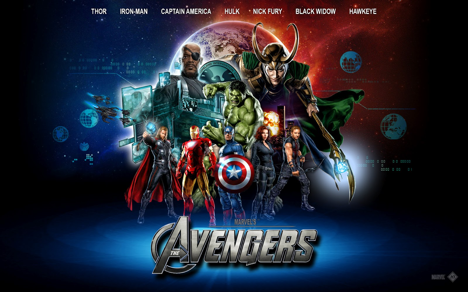 The Avengers-31-1920x1200 | New Movies Wallpapers