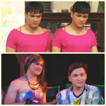 MMK Shares Life of Identical Gay Twins Played by Nathan and Gammy Lopez (Nov 23)
