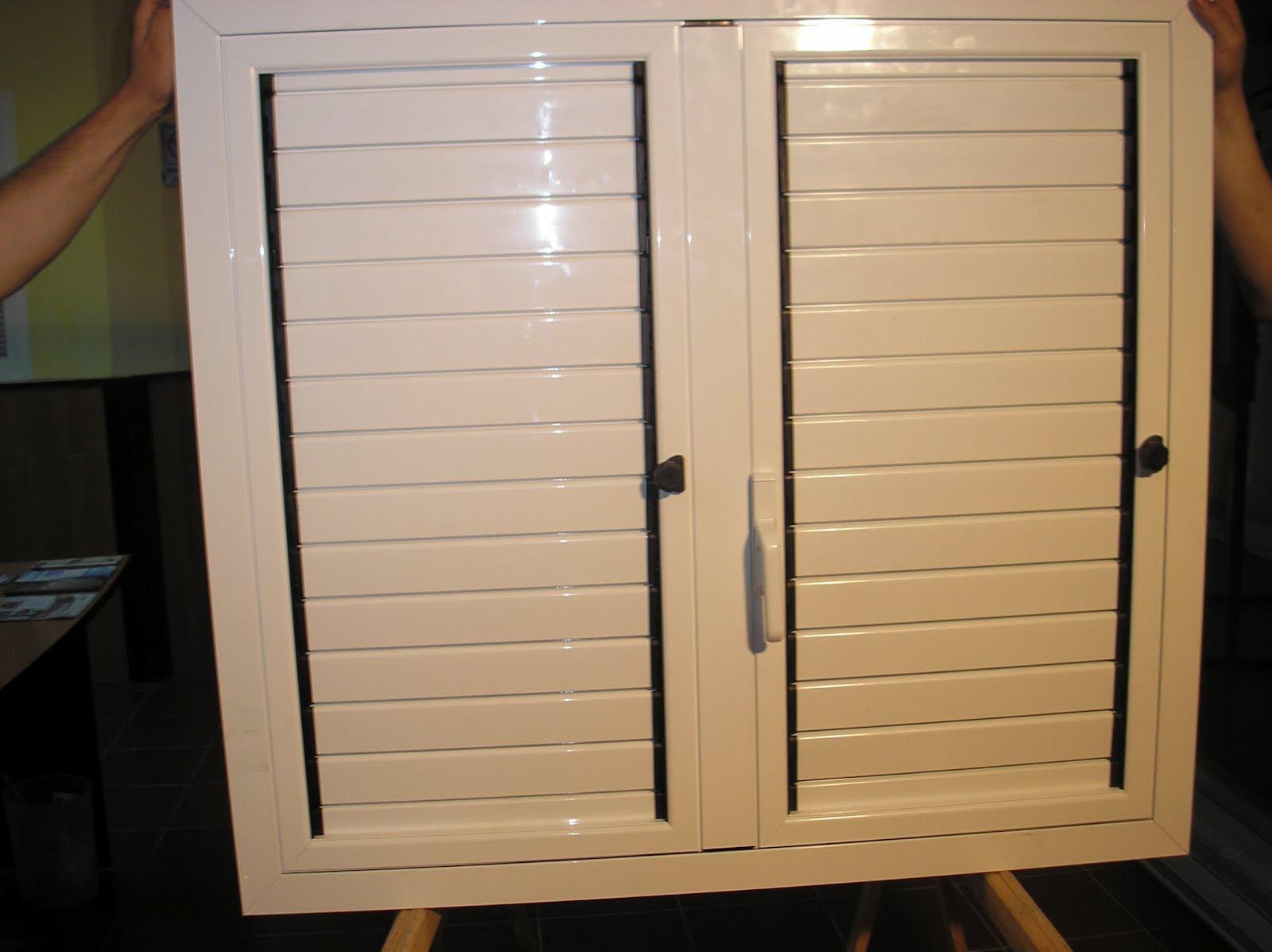 Practicor todo en aluminio contraventanas de aluminio for Perfiles de aluminio para ventanas precios
