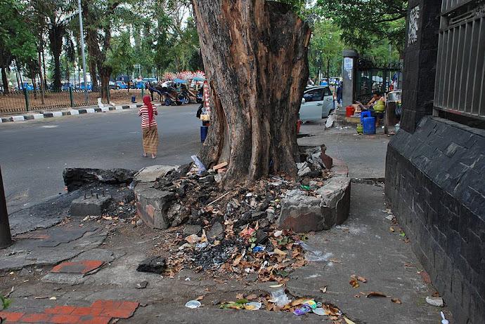 Suciedad en Yakarta