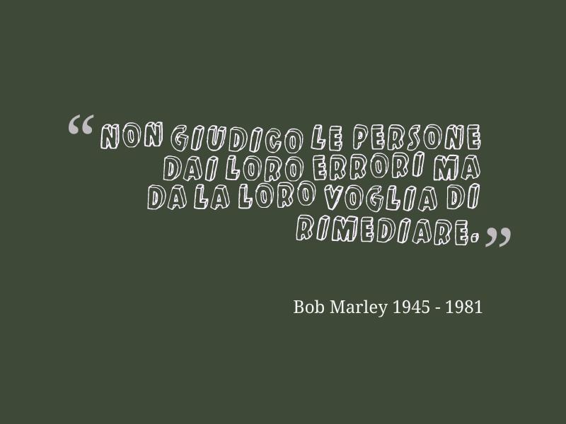 frasi di bob marley famose