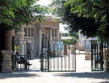 مقبرة كوم الشقافة