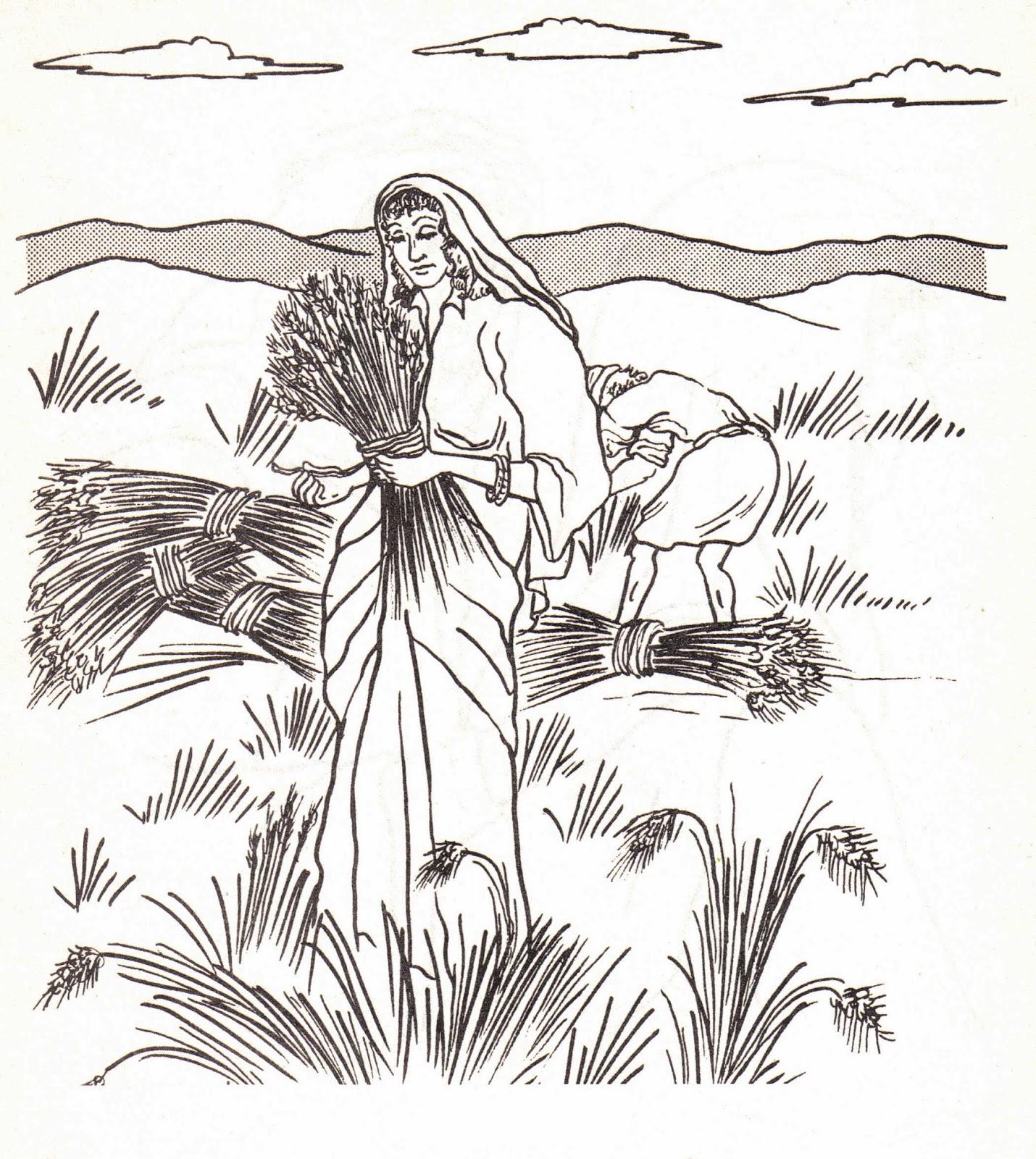 Único Dibujos Para Colorear La Biblia Viejo Testamento | Colore Ar ...