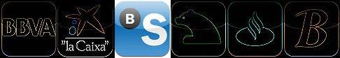 Bancos y Cajas en nuestro móvil - iOS iPhone