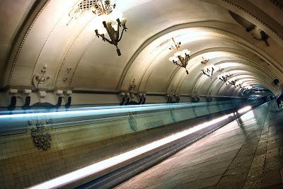 Arbátskaya - Metro de Moscú