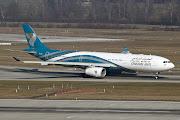 Nach dem eher schwachen Licht beim Foto eines Oman A330300 vom 25.01.2012, . (oman air airbus de net)