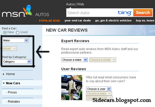 Msn car reviews and ratings