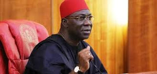 Ekweremadu gives reason for clashes between executive, legislative arms in Nigeria
