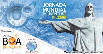 Mais de 900 emissoras de rádio farão a cobertura de JMJ Rio2013