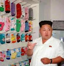 Kim und die Baby-Socken (Sprechblasen-Text gesucht)