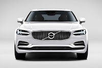 Volvo S90 T8 Twin Engine (2016) Front