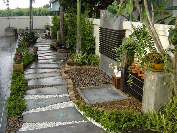 Foto Taman Rumah Indah 5